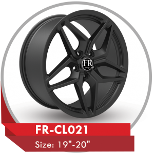 FR-CL021 ALLOY RIMS FOR CORVETTE