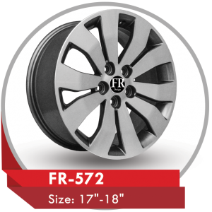 FR-572 ALLOY WHEELS FOR CHEVROLET CAPRICE CARS