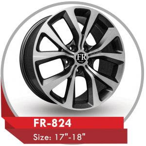 FR-824 ALLOY WHEELS FOR CHEVROLET CAPRICE