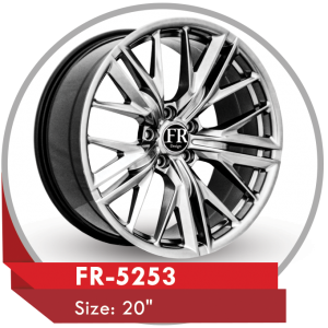 FR-5253 ALLOY WHEELS FOR CHEVROLET CAMARO