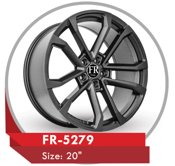FR-5279 ALLOY WHEELS FOR CAMARO