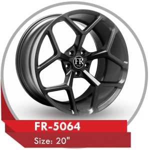 FR-5064 ALLOY WHEELS FOR CAMARO