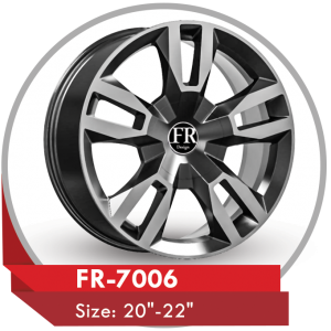 FR-7006 ALLOY WHEELS FOR CHEVROLET TAHOE