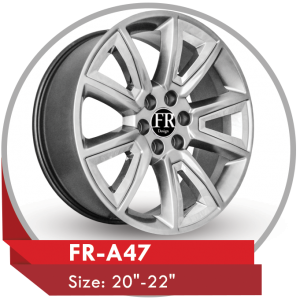 FR-A47 ALLOY WHEELS FOR CHEVROLET TAHOE