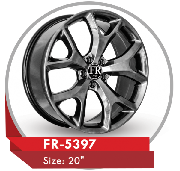 FR-5397 ALLOY WHEELS FOR DODGE CARS