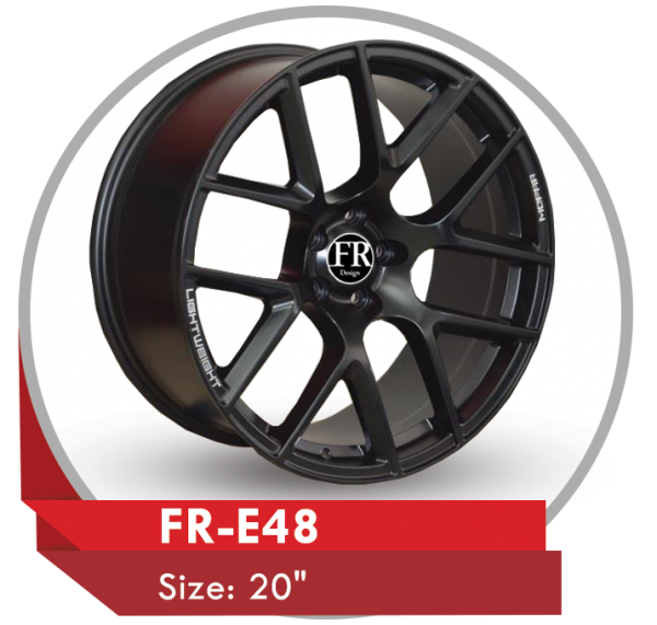 FR-E48 ALLOY WHEELS FOR DODGE CARS
