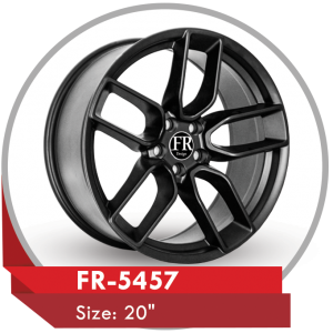 FR-5457 ALLOY RIMS FOR DODGE CARS