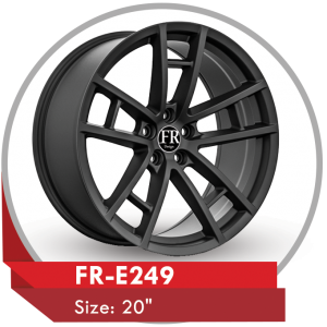 FR-E249 ALLOY WHEELS FOR DOGE CARS