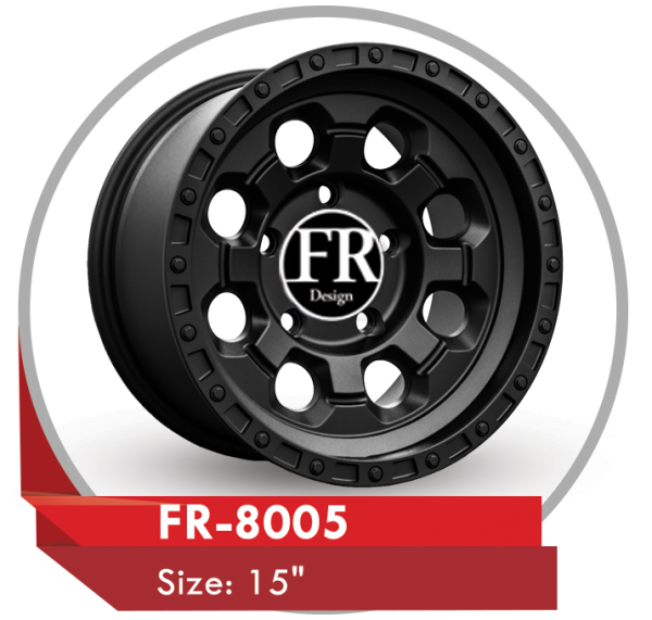 FR-8005 ALLOY WHEELS FOR SUZUKI CARS