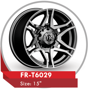 FR-T6029 ALLOY WHEELS FOR SUZUKI CARS