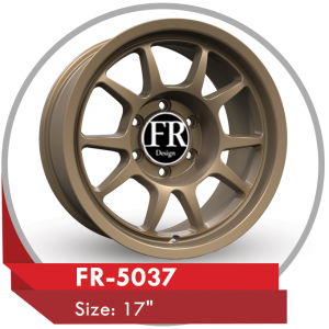 FR-5037 AFTER MARKET ALLOY WHEELS Sizes: 17""
