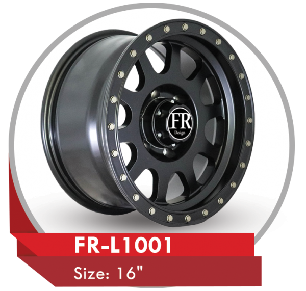 FR-L1001 AFTER MARKET ALLOY WHEELS