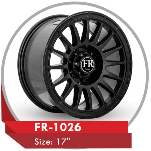 FR-1026 AFTER MARKET ALLOY WHEELS