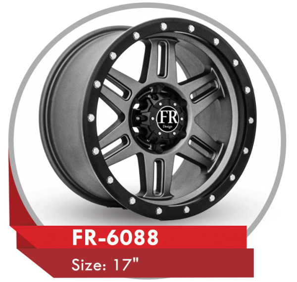 FR-6088 AFTER MARKET ALLOY WHEELS