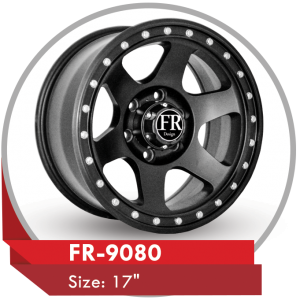 FR-9080 AFTER MARKET ALLOY WHEELS