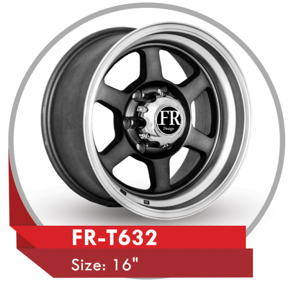 FR-T632 AFTER MARKET ALLOY WHEELS