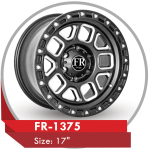 BUY FR-1375 HQ AFTERMARKET ALLOY WHEELS 6x139 in Abu Dhabi Dubai Sharjah UAE, GCC & Mideast