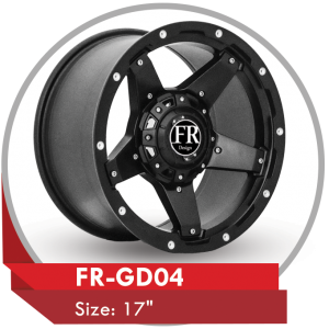 BUY FR-GD04 HQ AFTERMARKET ALLOY WHEELS 6x139 DUBAI