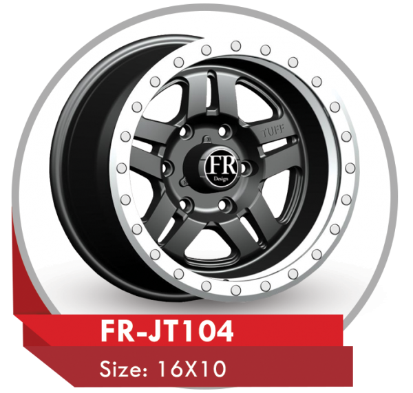FR-JT104 AFTERMARKET ALLOY RIMS in Dubai