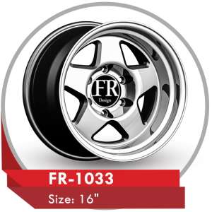 FR-1033 AFTERMARKET ALLOY WHEELS 6x139 in Dubai UAE Oman