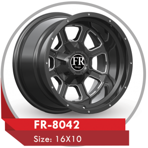 FR-8042 AFTERMARKET RIMS BOLT 6x139 in Dubai UAE Oman Kuwait KSA
