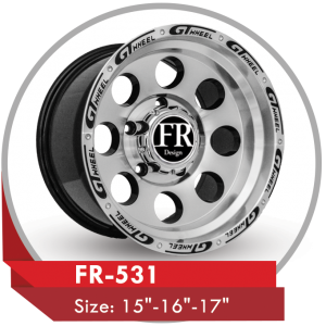 FR-531 Aftermarket Alloy Wheels Rims Online