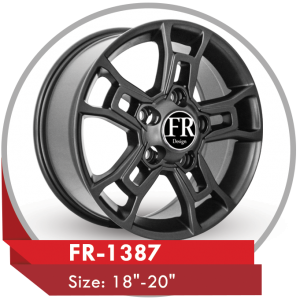 FR 1387 ALLOY WHEEL FOR TOYOTA AND LEXUS CARS