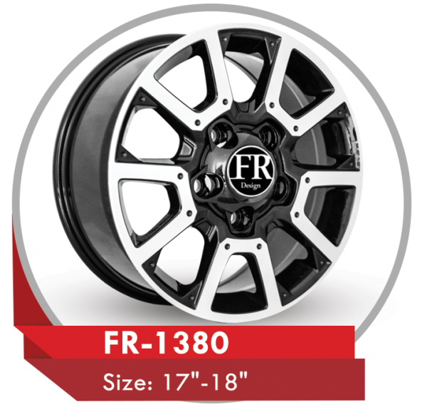 FR1380 ALLOY WHEEL FOR TOYOTA TUNDRA 4X4 TRUCKS