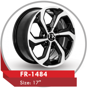 FR1484 ALLOY WHEEL FOR TOYOTA HILUX PICKUP TRUCKS