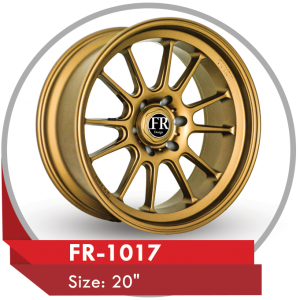 FR-1017 AFTERMARKET ALLOY WHEELS