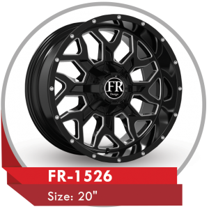 FR-1526 AFTERMARKET ALLOY WHEELS SIZE 20