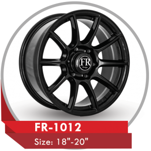 FR-1012 AFTERMARKET ALLOY WHEELS