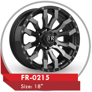 FR-0215 AFTERMARKET ALLOY WHEELS