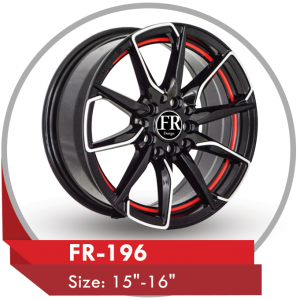 FR-196 AFTERMARKET WHEELS