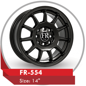 FR-554 AFTERMARKET ALLOY WHEELS