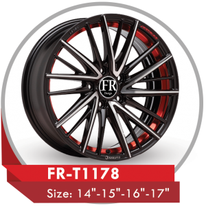 FR-T1178 AFTERMARKET ALLOY WHEELS