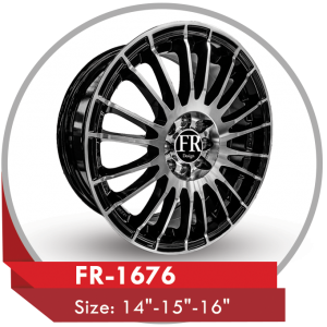 FR-1676 AFTERMARKET ALLOY WHEELS
