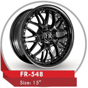 FR-548 AFTERMARKET ALLOY WHEELS