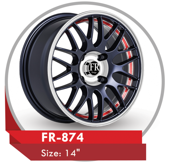 FR-874 AFTERMARKET ALLOY WHEELS