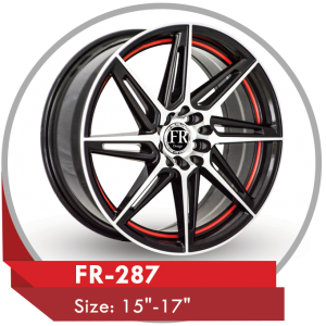 FR-287 AFTERMARKET ALLOY WHEELS