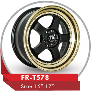 FR-T578 AFTERMARKET ALLOY WHEELS