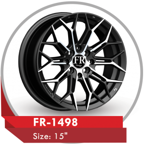 FR-1498 AFTERMARKET ALLOY WHEELS