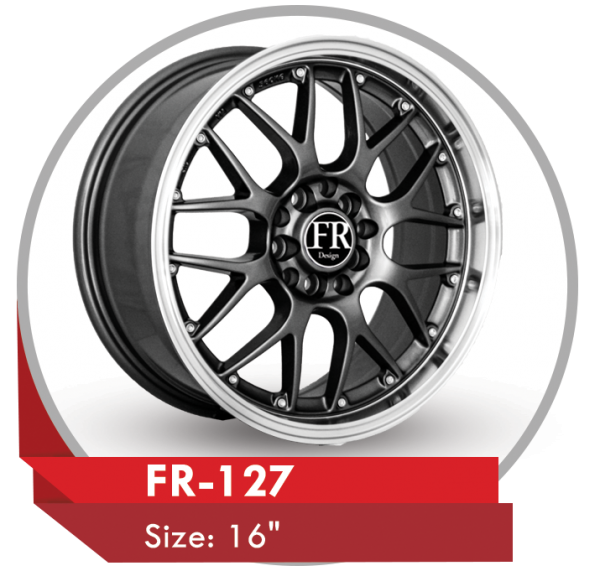 FR-127 AFTERMARKET ALLOY WHEELS