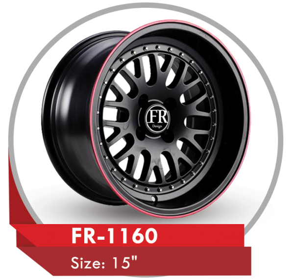 FR-1160 AFTERMARKET ALLOY WHEELS