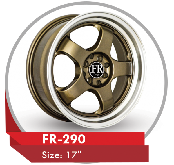FR-290 AFTERMARKET ALLOY WHEELS