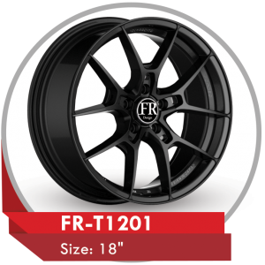 FR-T1201 CUSTOM DESIGN ALLOY WHEELS