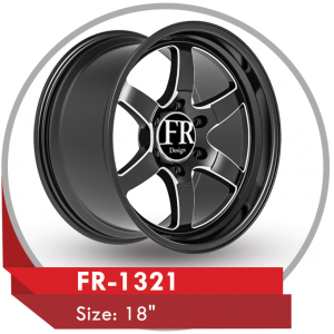 FR-1321 CUSTOM DESIGN 18 INCH ALLOY