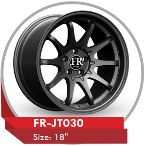 FR-JT030 CUSTOM DESIGN 18 INCH ALLOY WHEELS Rims Online in Abu Dhabi