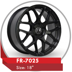 FR-7025 CUSTOM DESIGN 18 INCH ALLOY Rims