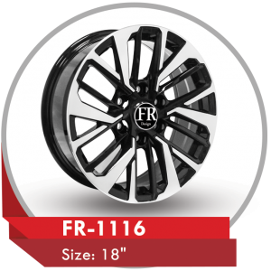 FR-1116 ALLOY WHEEL FOR TOYOTA FURTUNER SUV TRD CARS